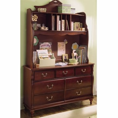 Young America Madison Collection Seven Drawer Double Dresser By