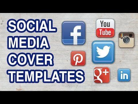 Social Media Cover Templates - Facebook Cover Maker, Twitter Header