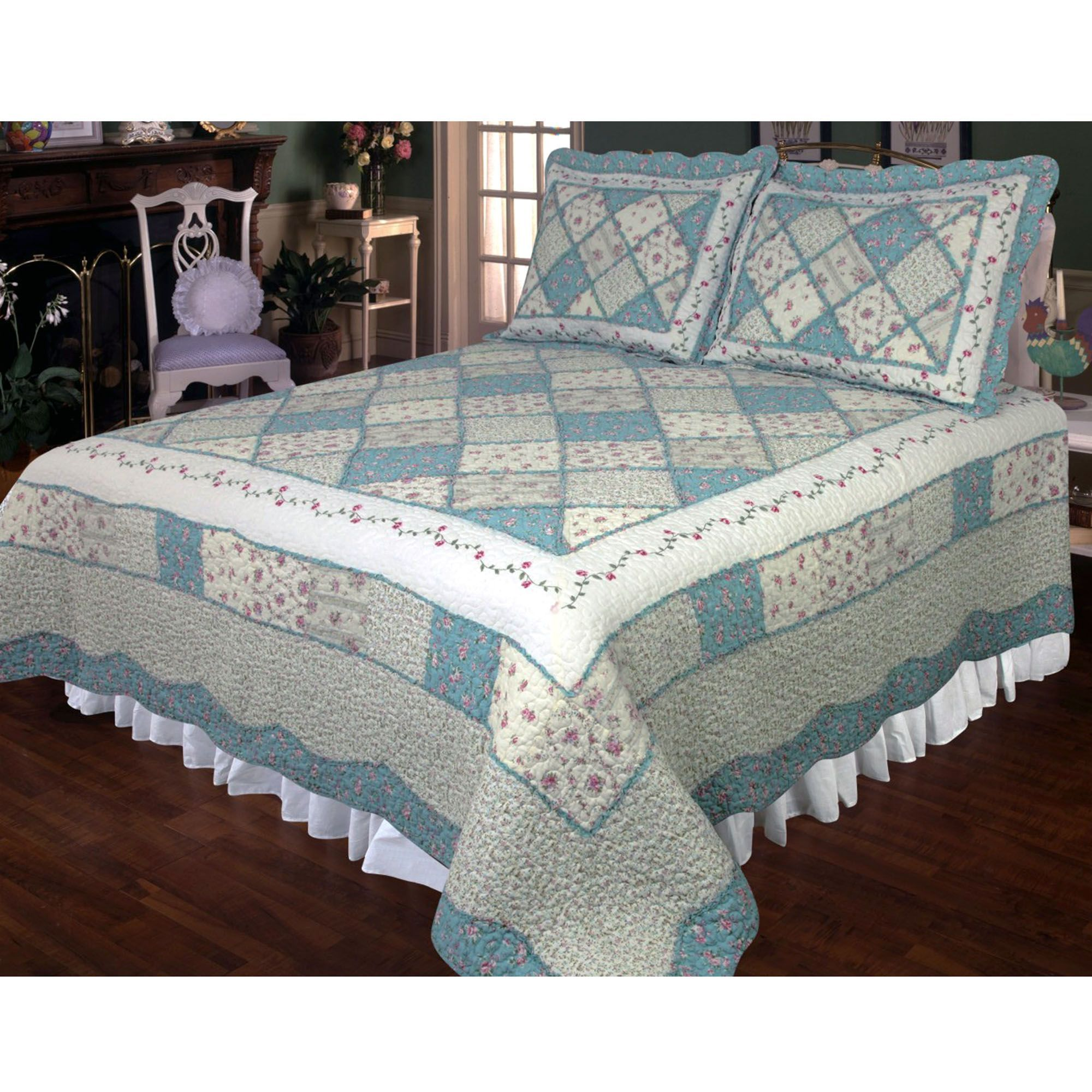 gone zulily quilt blue ave light p sicily set hotel all medallion main