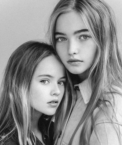 Самые красивые девочки России снялись в совместной ...