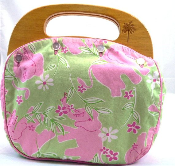 e99fd83e8eca66 Vintage Lilly Pulitzer Bermuda Bag original Pink by FineRedefined. Just  scored this bag on Etsy!!!