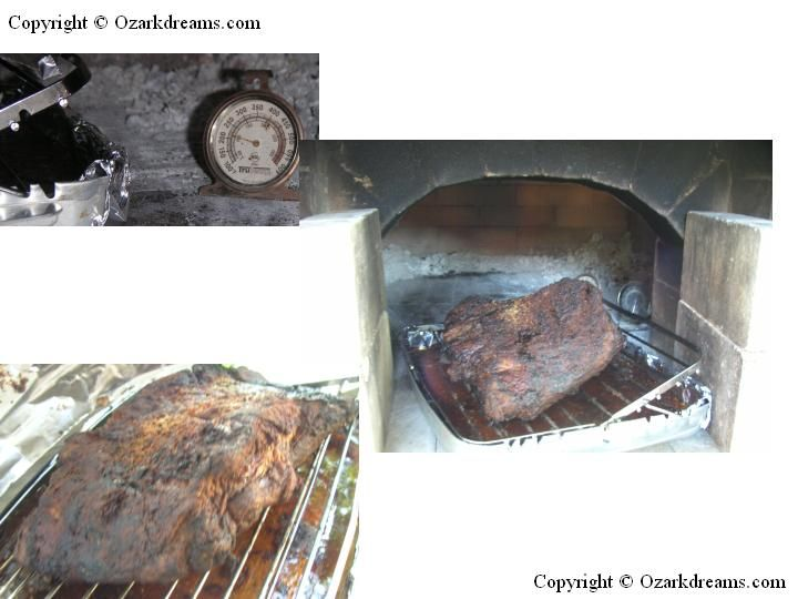 how to cook a brisket in the oven overnight