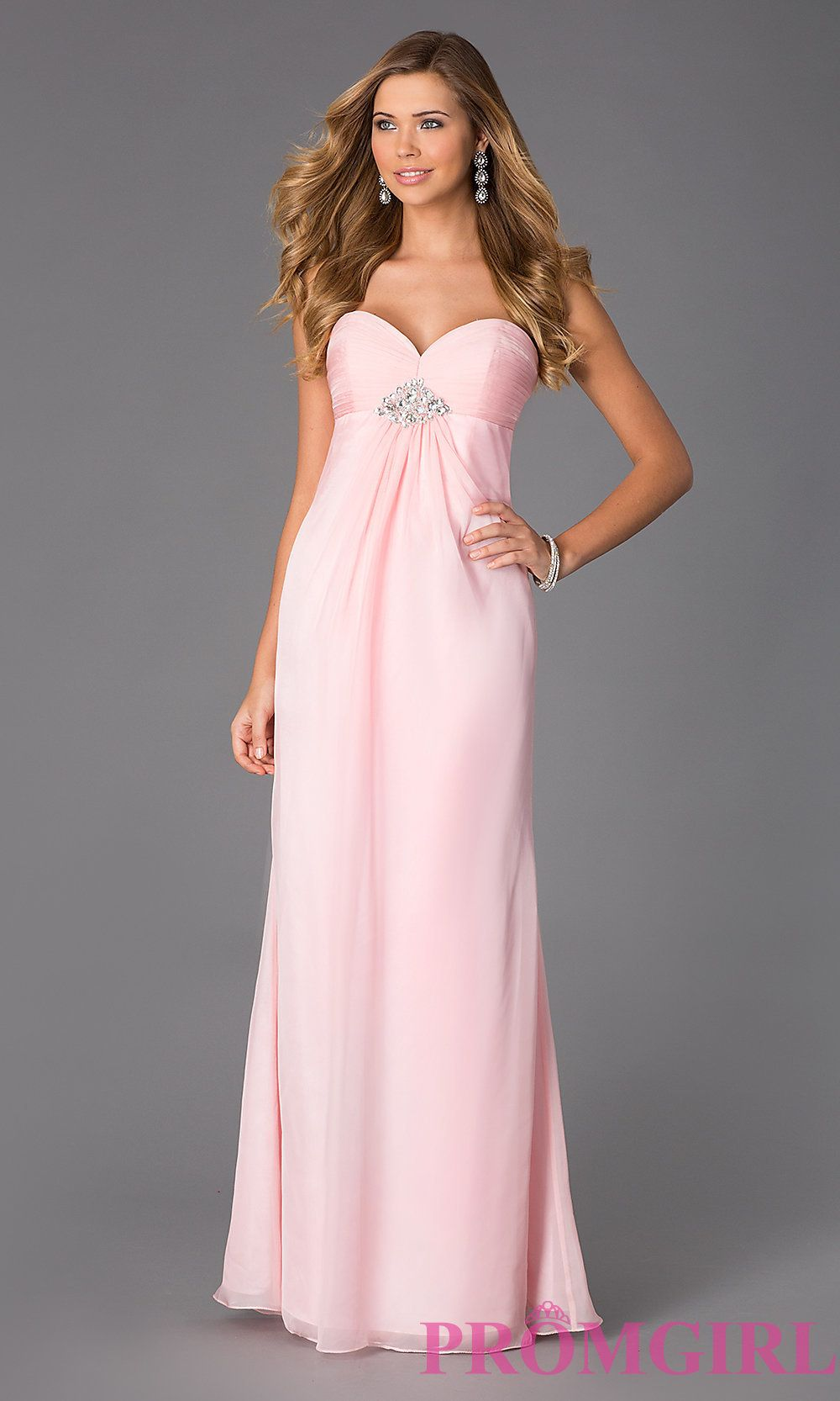 Alyce paris long prom dress al