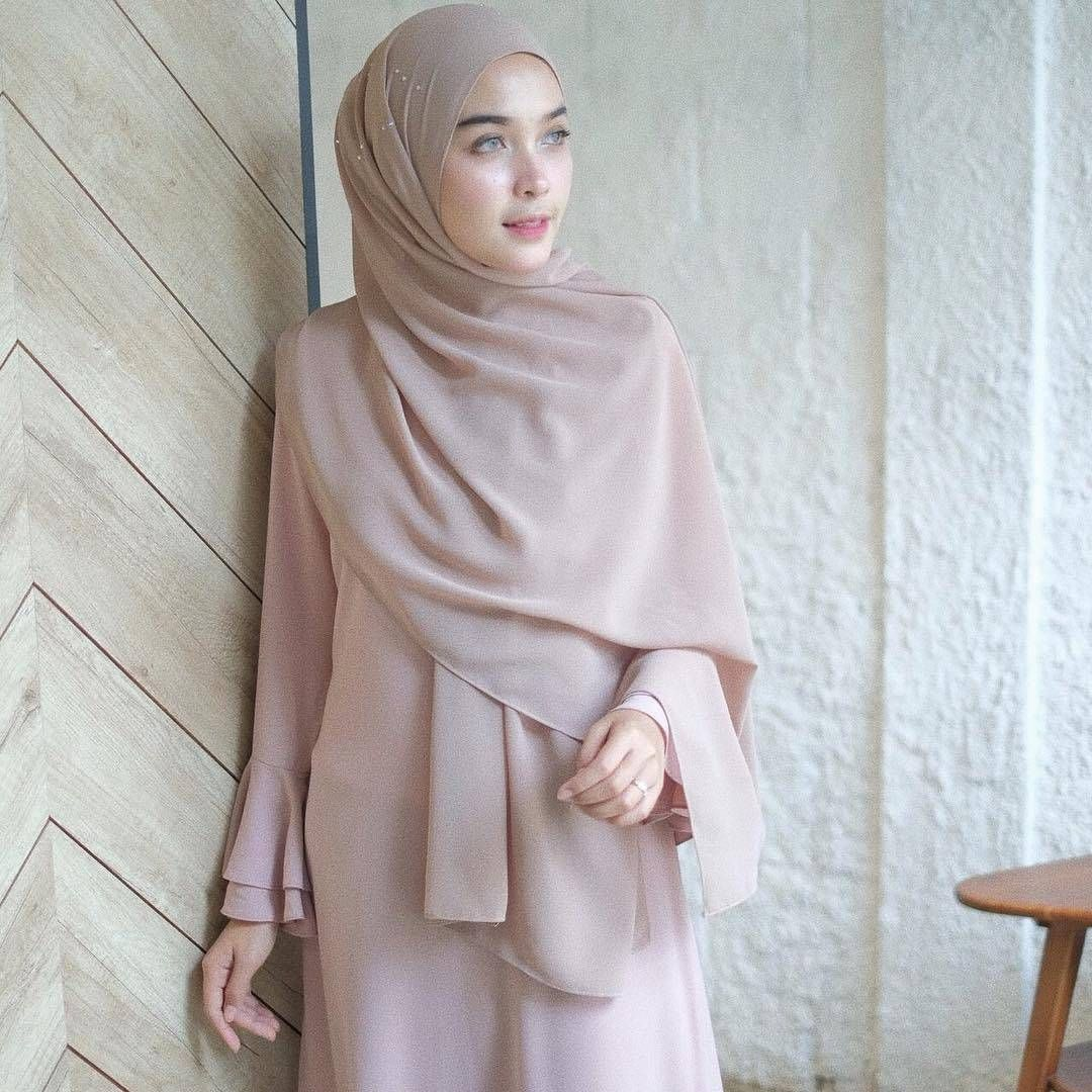 Tutorial Hijab Pashmina Tanpa Peniti Hijab Tutorial Hijab Pashmina
