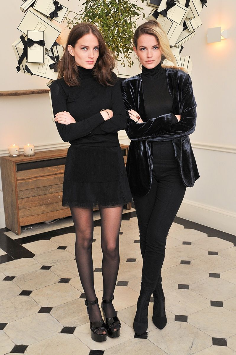 Vogue Daily — Elektra and Miranda Kilbey of Say Lou Lou  65ce209808