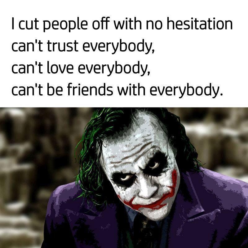 pin by vinita mulwani on motivational joker quotes badass