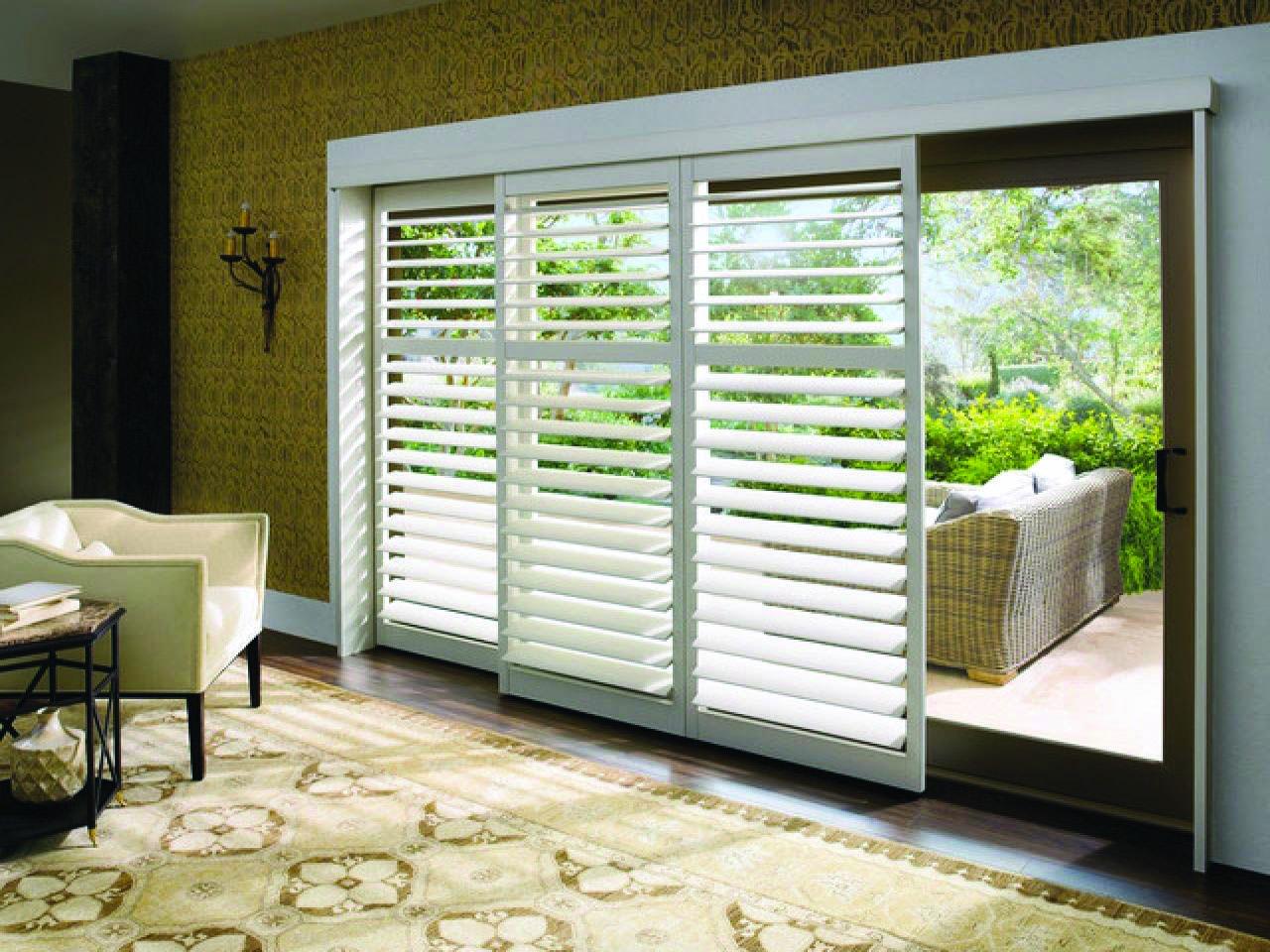 Moving Door Styles For Bedroom Patio Door Window Treatments Sliding Glass Door Window Sliding Glass Door Blinds