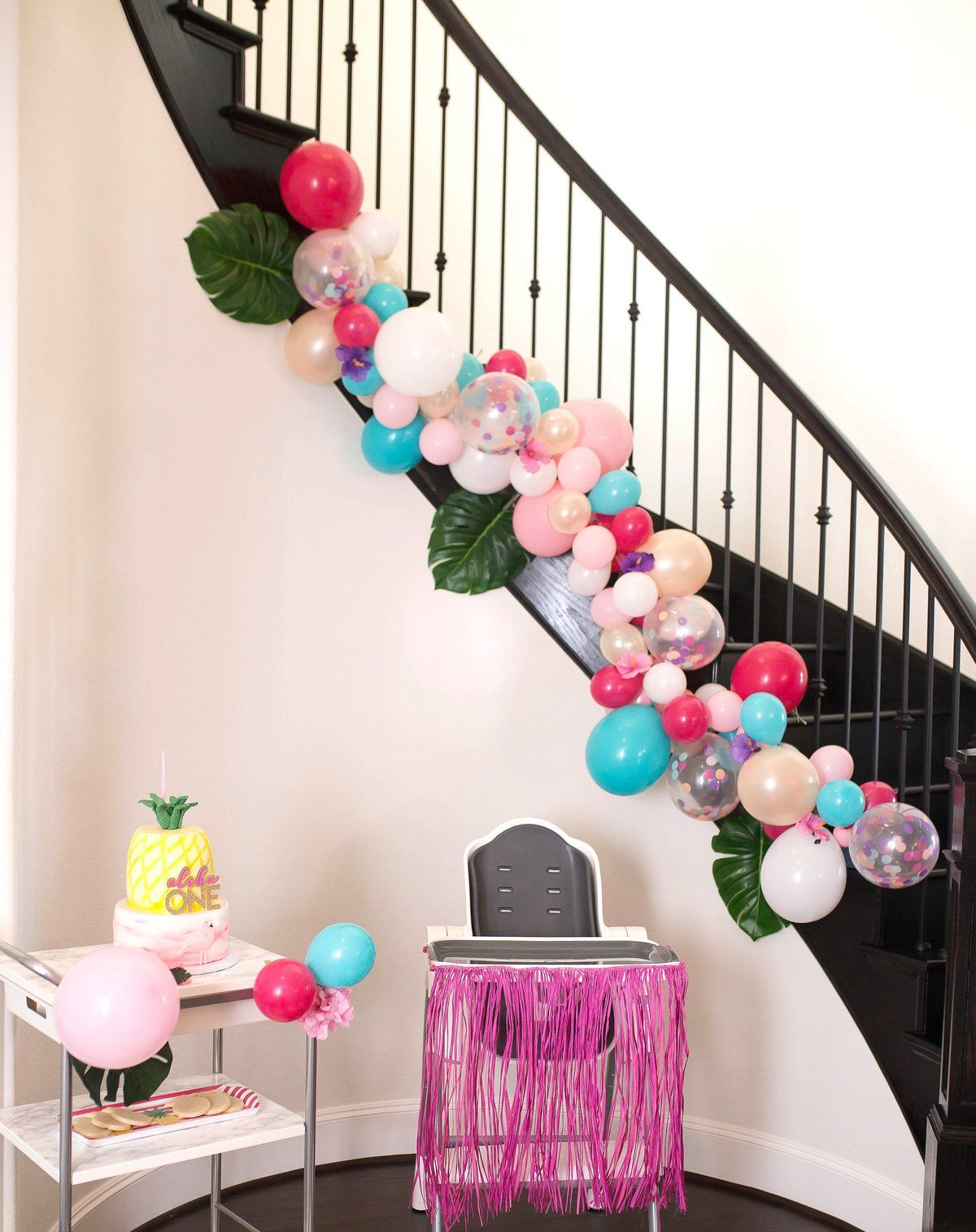 DIY Balloon Garland Kit Choose Your Own Colors in 2020