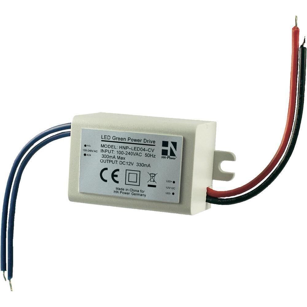 Ac Dc Printnetzteil Hn Power Hnp Led04 Cv 12 V 330 Ma 4 W Wiring Volt To Kaufen