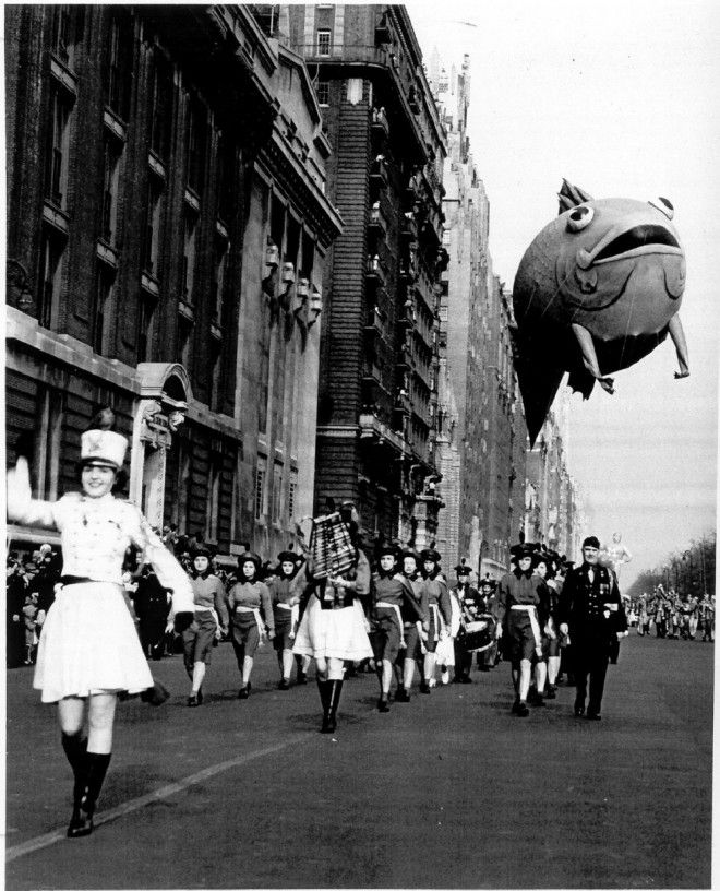 Amazing Old Pics Of The Macys Thanksgiving Parade