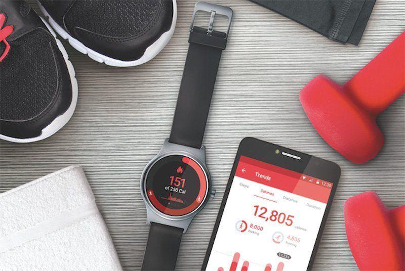 Alcatel presentó sus wearables MOVE para las personas activas