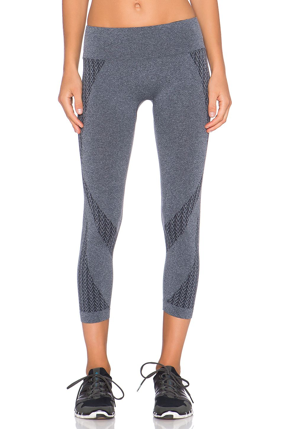 low priced ccb0c 6d14e Lorna Jane Mercedes 7 8 Seamless Legging in Canyon Marl   REVOLVE