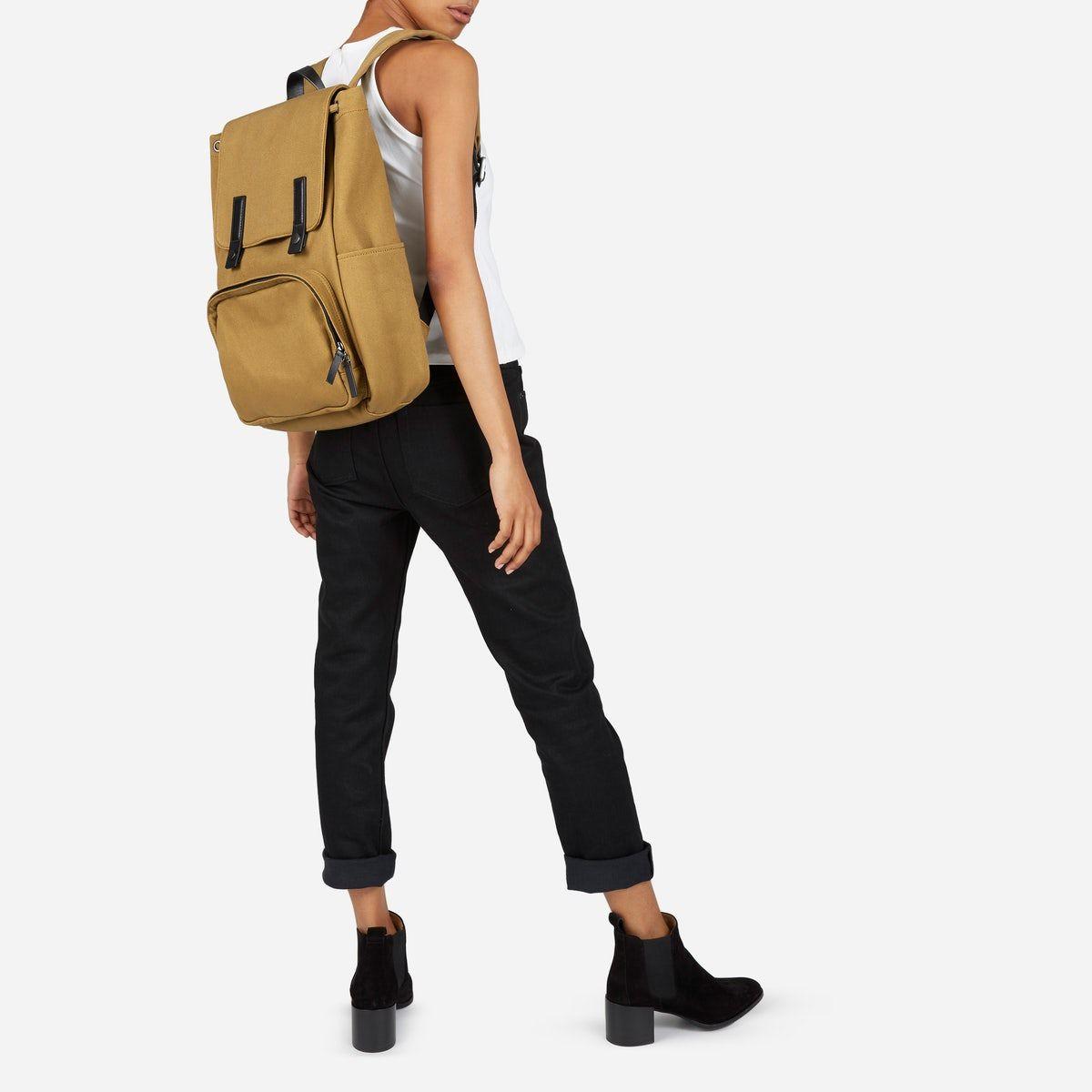 Women s Modern Snap Backpack  ba1154b4a51e6