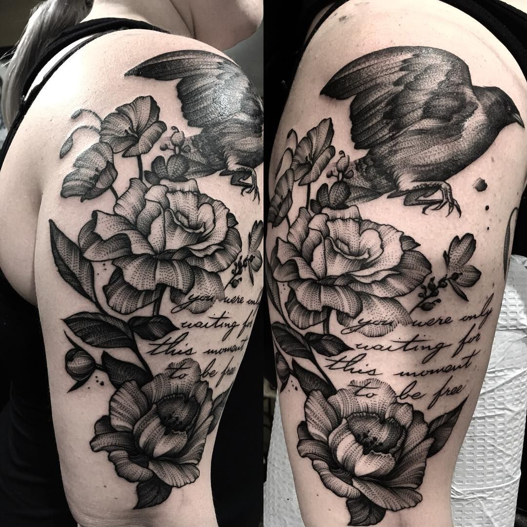 Pin On Chicago Tattoo Artists And Birds