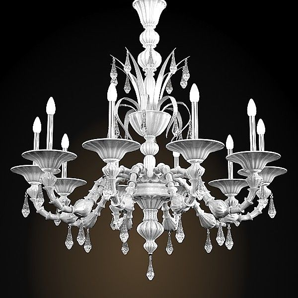 Murano glass crystal 3d model murano glass de majo 6099k10 murano glass crystal 3d model murano glass de majo 6099k10 crystal classic chandelier aloadofball Image collections
