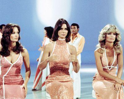 A Look Back At 1970s Tv Hubsche Frau Frau Drei Engel Fur Charlie