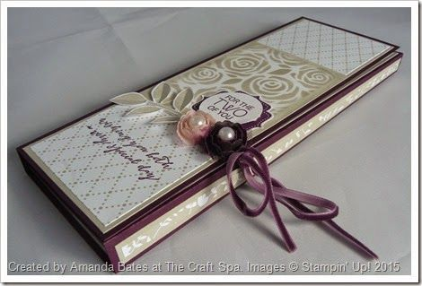 The Craft Spa Stampin Up UK Independent Demonstrator Another