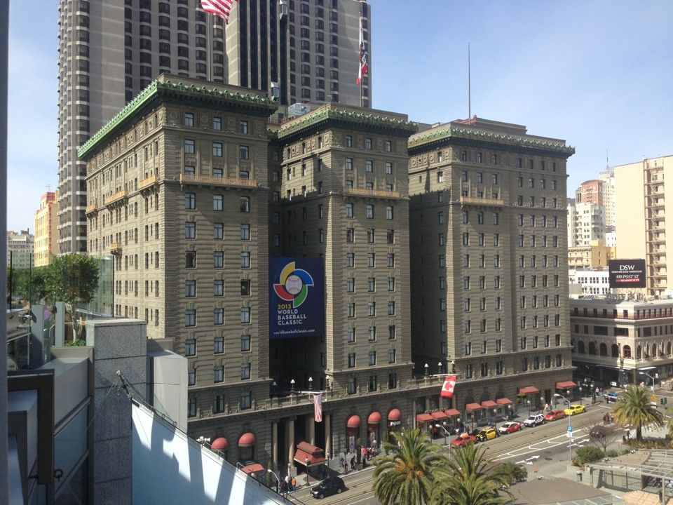 The Westin St Francis San Francisco On Union Square In San Francisco Ca Westin Comfortably