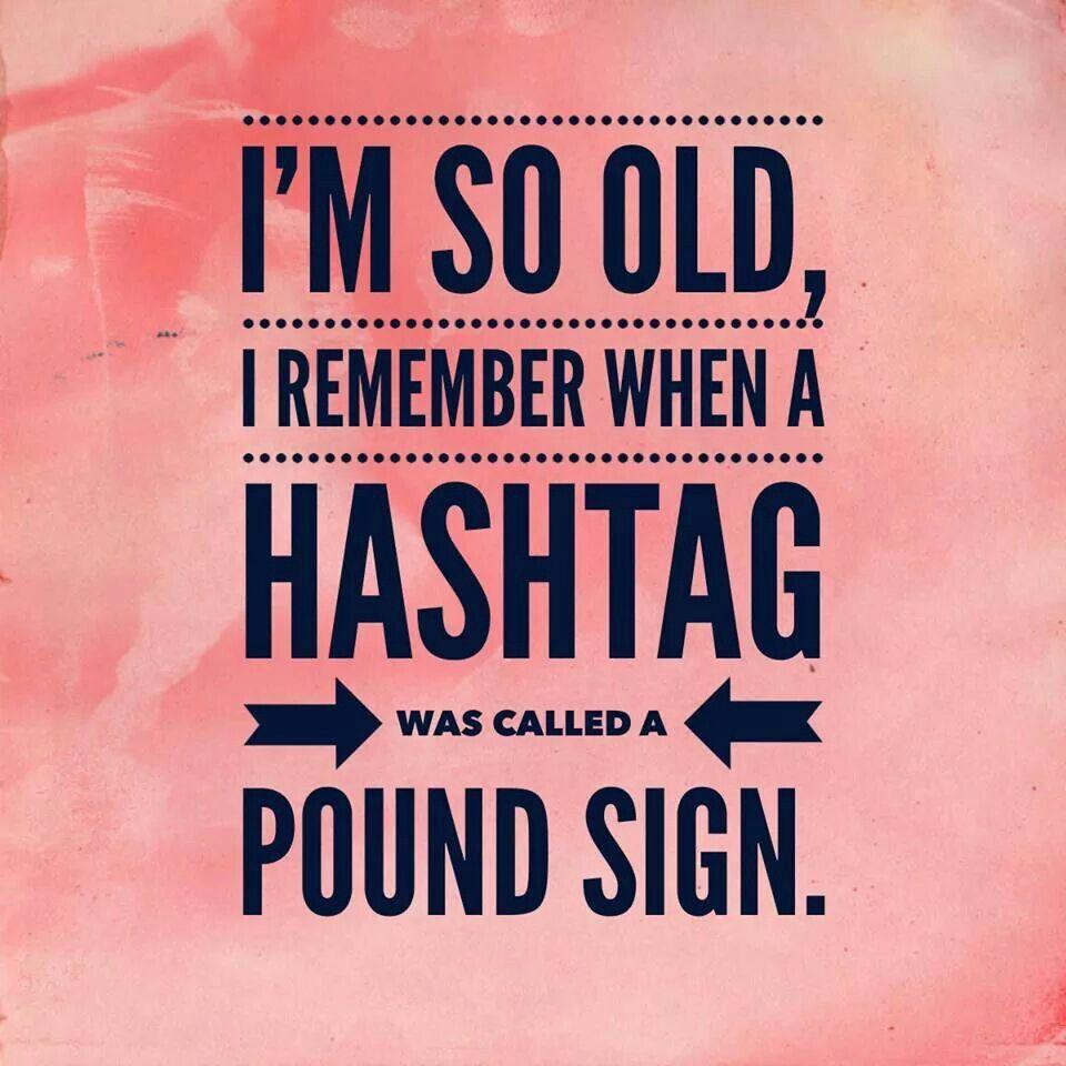 Hashtags Pounds | Funny | Pinterest