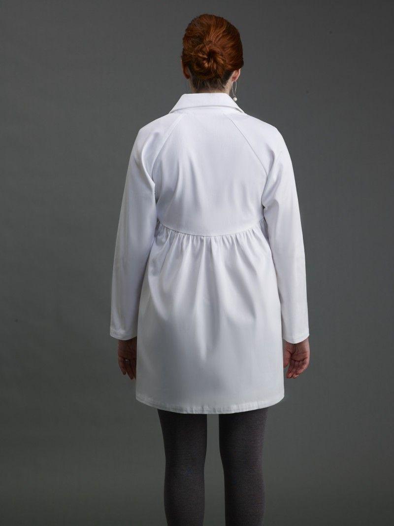 Emmaline maternity lab coat doc momma pinterest lab coats emmaline maternity lab coat jeuxipadfo Gallery