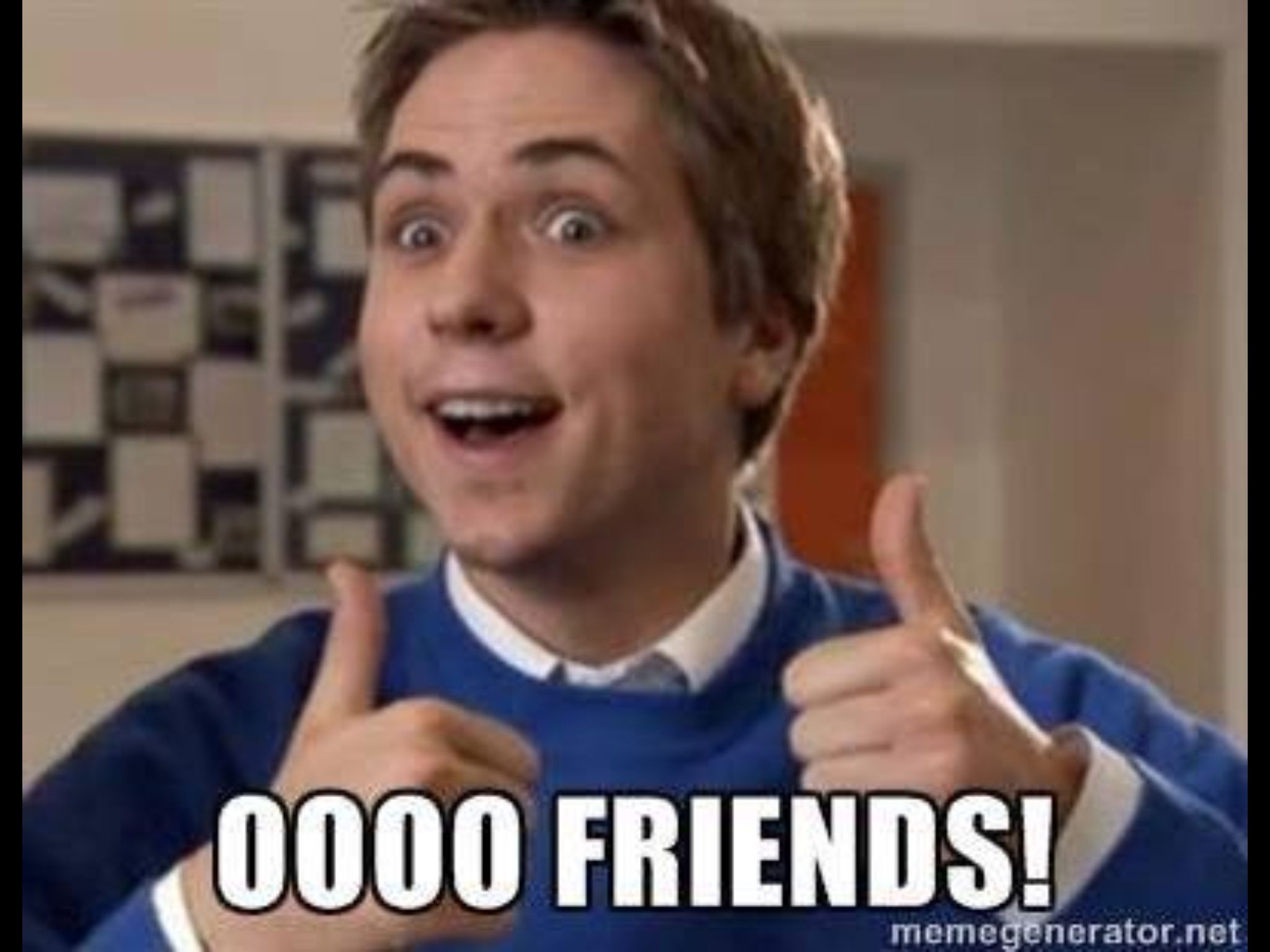 Love This Scene From The Inbitweeners #Friends
