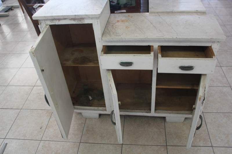 Mobiletto da cucina anni 50 porta fuochi cucina a gas 2 | woodwork ...