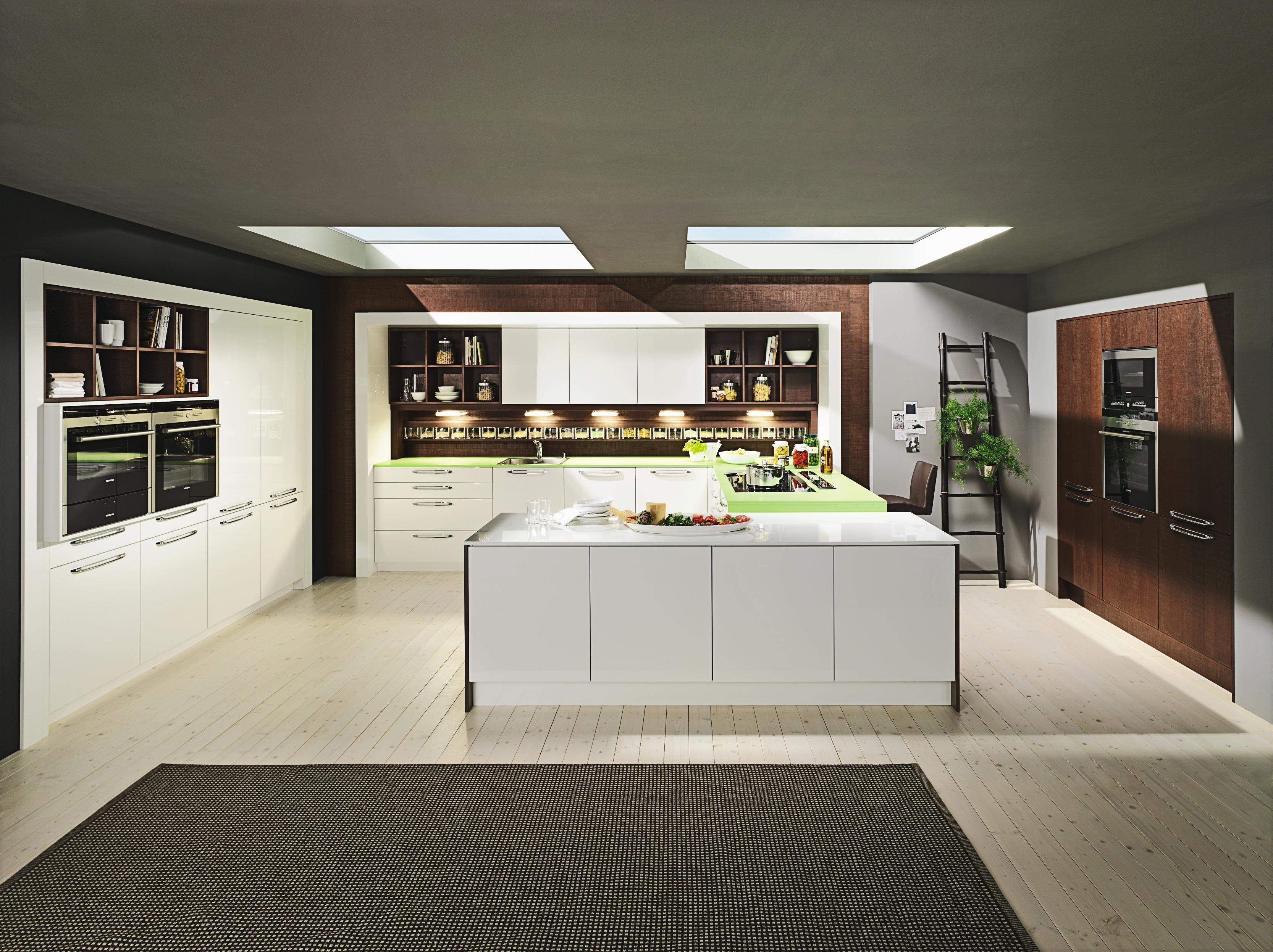 Einbauküche von DAN KÜCHEN: stilvoll und modern   Einbauküchen ...
