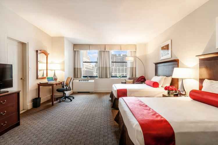 Hotels Near Madison Square Garden With Images Affordable Rooms