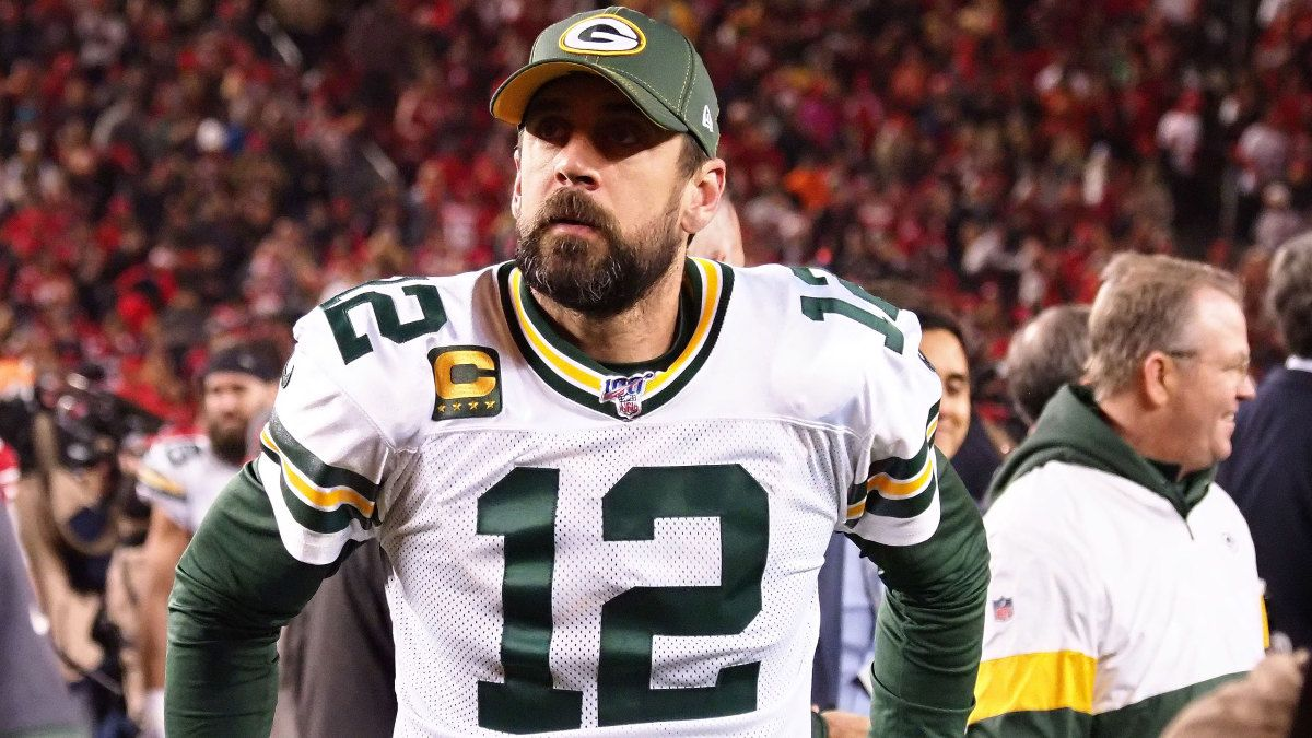 Aaron Rodgers On Sports Debate Shows Total Lack Of Integrity In 2020 Aaron Rodgers Jake Plummer Sports