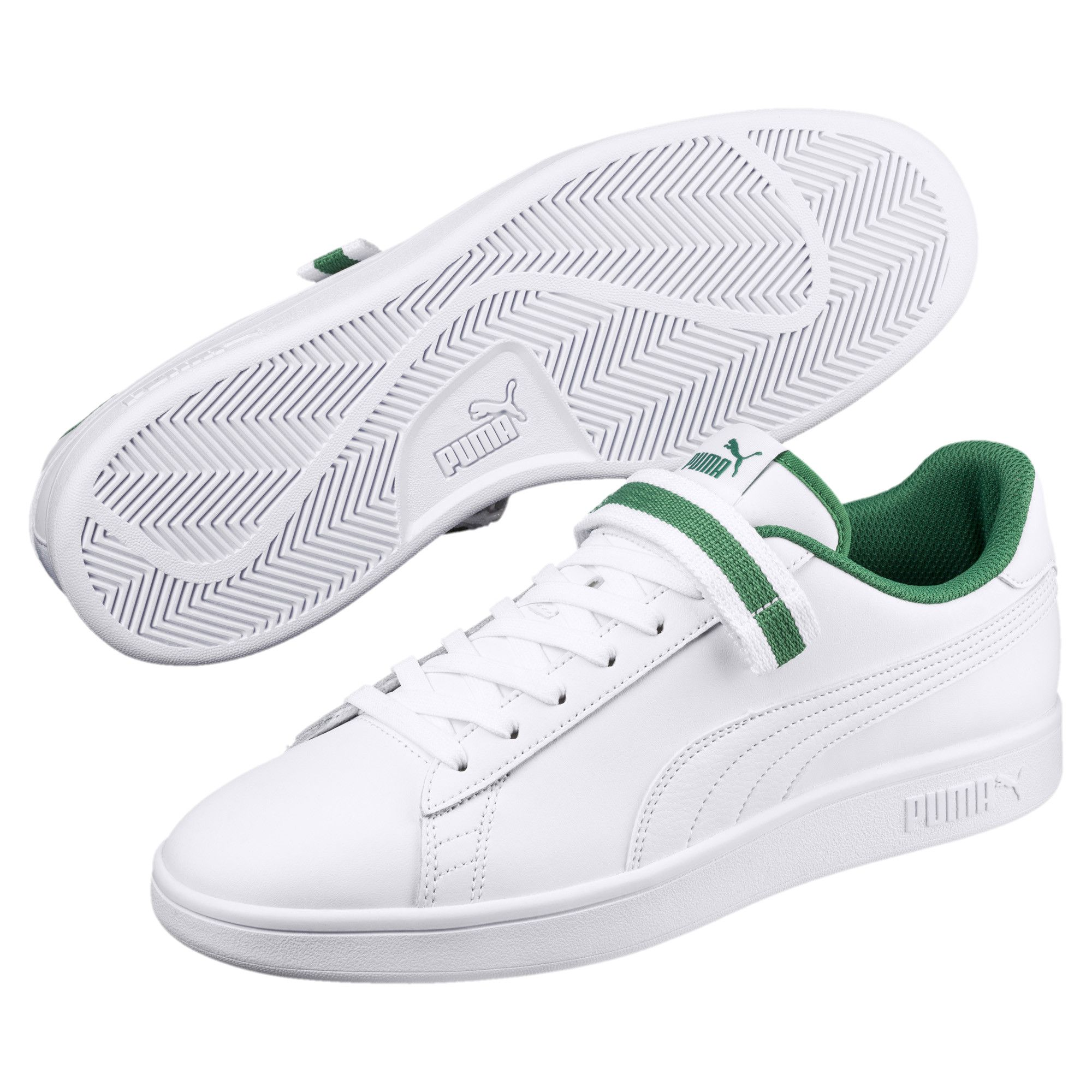 Puma Smash v2 V Fresh Sneakers | Puma W Puma W Amazon Green