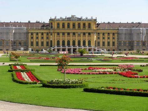 Schloss Schönbrunn, Vienna, Austria