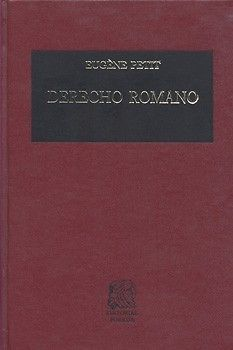 Derecho romano eugene petit sigmarlibros libros tecnicosleyes derecho romano eugene petit sigmarlibros fandeluxe Gallery