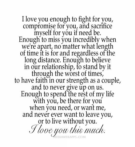 MMM from Andy! 5/20/15 He is my rock!! | Cute love quotes ...