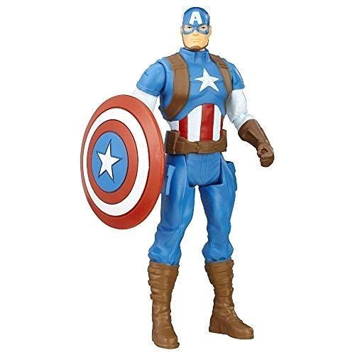 b9621c03a1 Marvel Avengers Captain America 6-in Basic Action Figure -  16.00 -Tag a  friend that would love this...  design  me  art  toys4tots  instafollow ...