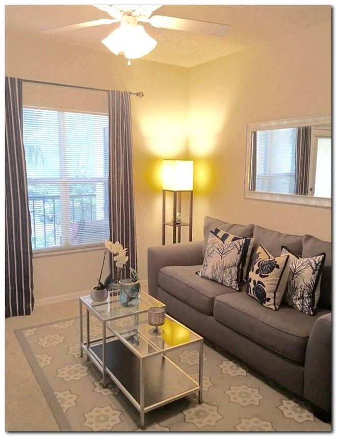 Decorating My Apartment Living Room: How To Decorating Small Apartment Ideas On Budget