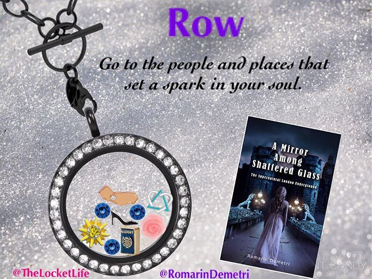 "https://thelocketlife.origamiowl.com Every girl needs a little #sparkle! I teamed up with @romarindemetri to create a locket for her character Row from the book ""A Mirror Among Shattered Glass""  https://www.amazon.com/.../ref=cm_sw_r_cp_api_YQSuxbG8W22QK"