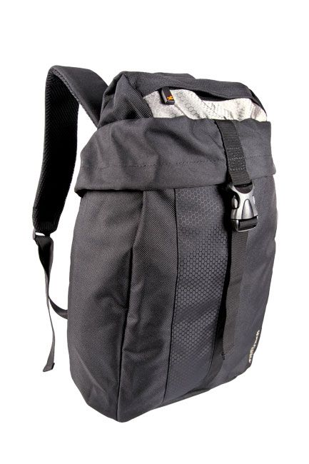 Laptop compatible backpack with top flap. Bags from Fastrack http ...