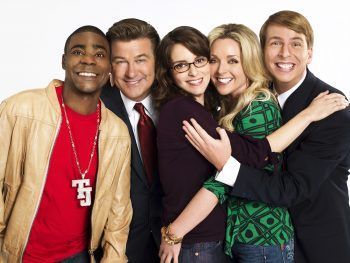 When #TinaFey first envisioned #30Rock, she didn't expect to make fun of #NBC so much. And then, the network told her,