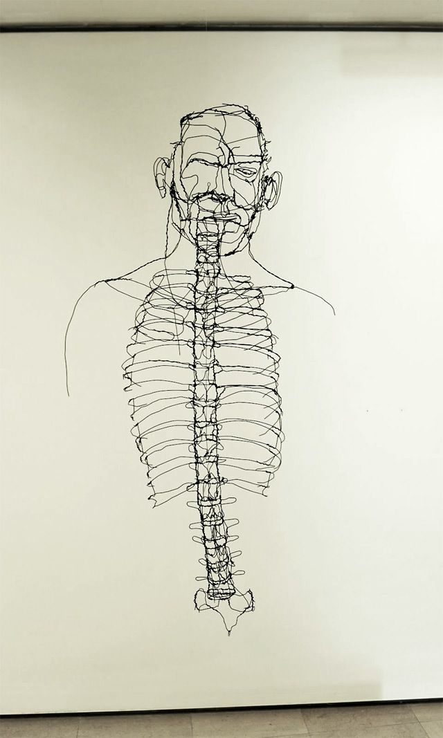wire-2 | 3d | Pinterest | Figure drawing, Draw and Illustrators