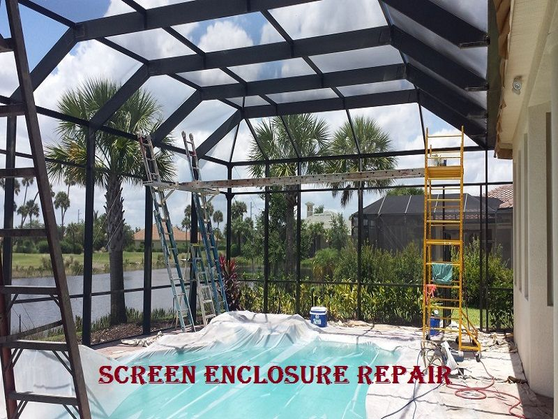 Screen Enclosure Repair Screen Enclosures Enclosure Enclosures