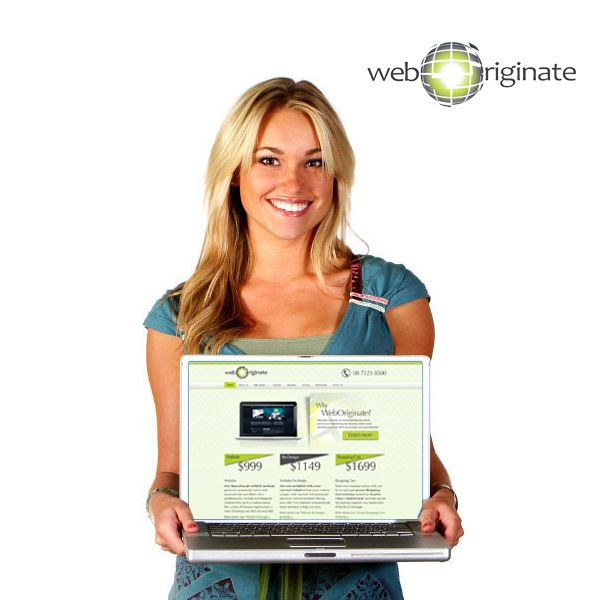 WebOriginate Offering Cheap Website Packages