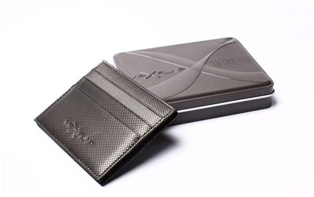 38e51670c2 Vip Flap Portafoglio Porta Carte Linea Carbon Edition   Idea regalo ...