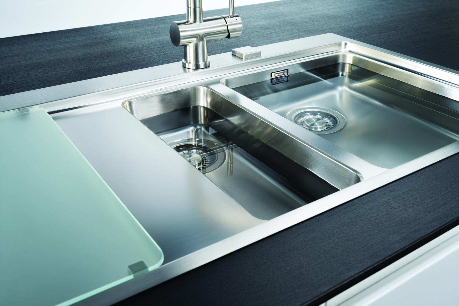 Franke sink- inspirational design | Kitchen sink taps, Sink ...