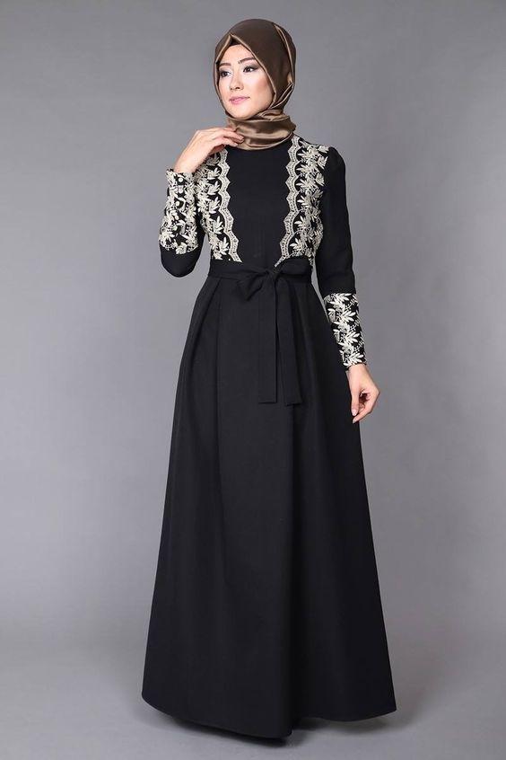 Model Baju Elegan Simple - Inspirasi Model Gaun Kondangan ...