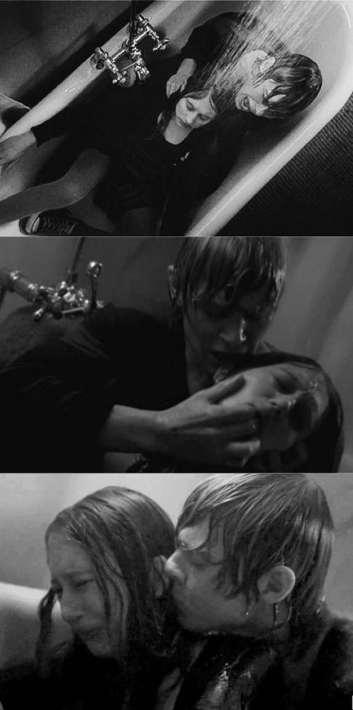Violet's Suicide  {Tate Langdon and Violet Harmon}