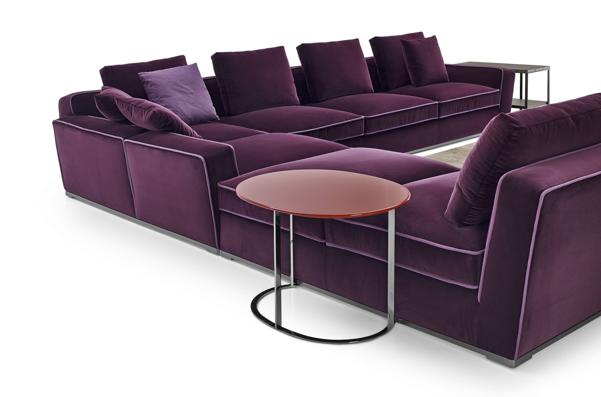 Solatium Modular Sofa By Antonio Citterio For Maxalto Fabric Sofa Design Sofa Modular Sofa