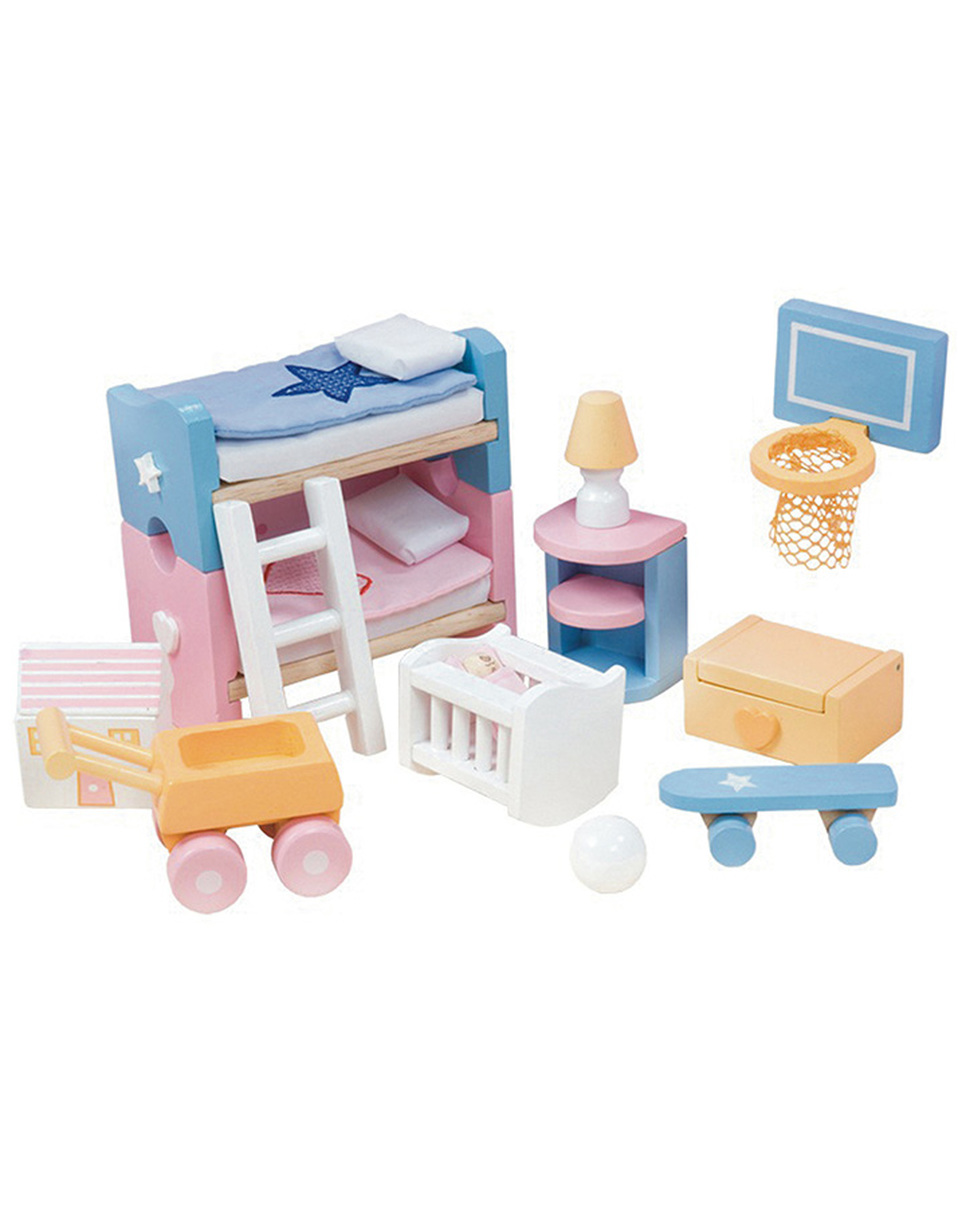 Kinderzimmer Sugar Plum In Bunt Kinder Zimmer Kinderzimmer Puppenhaus Spielzeug