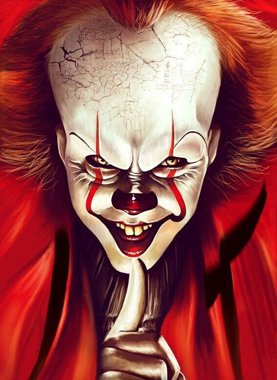 PENNYWISE IT MOVIE POSTER PHOTO PIC PRINT A4 A3 SIZE BUY 2 GET ANY 2 FREE