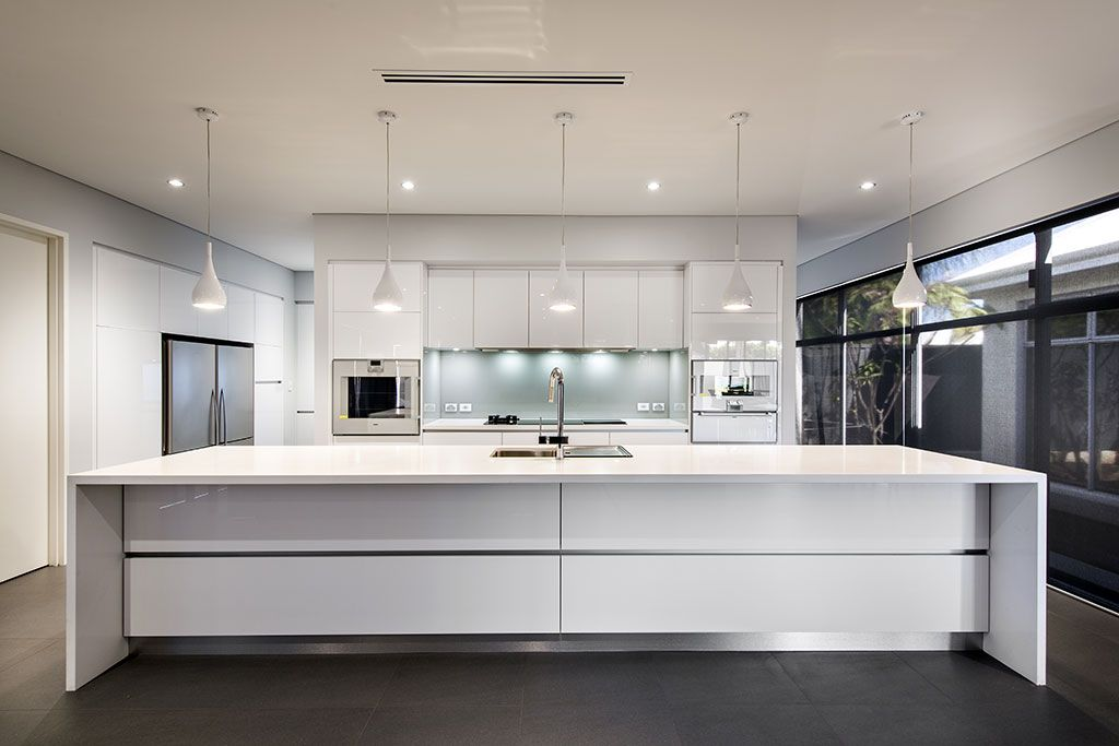 perth contemporary kitchen designers cabinet makers contemporary kitchen kitchen design on kitchen cabinets modern contemporary id=78399