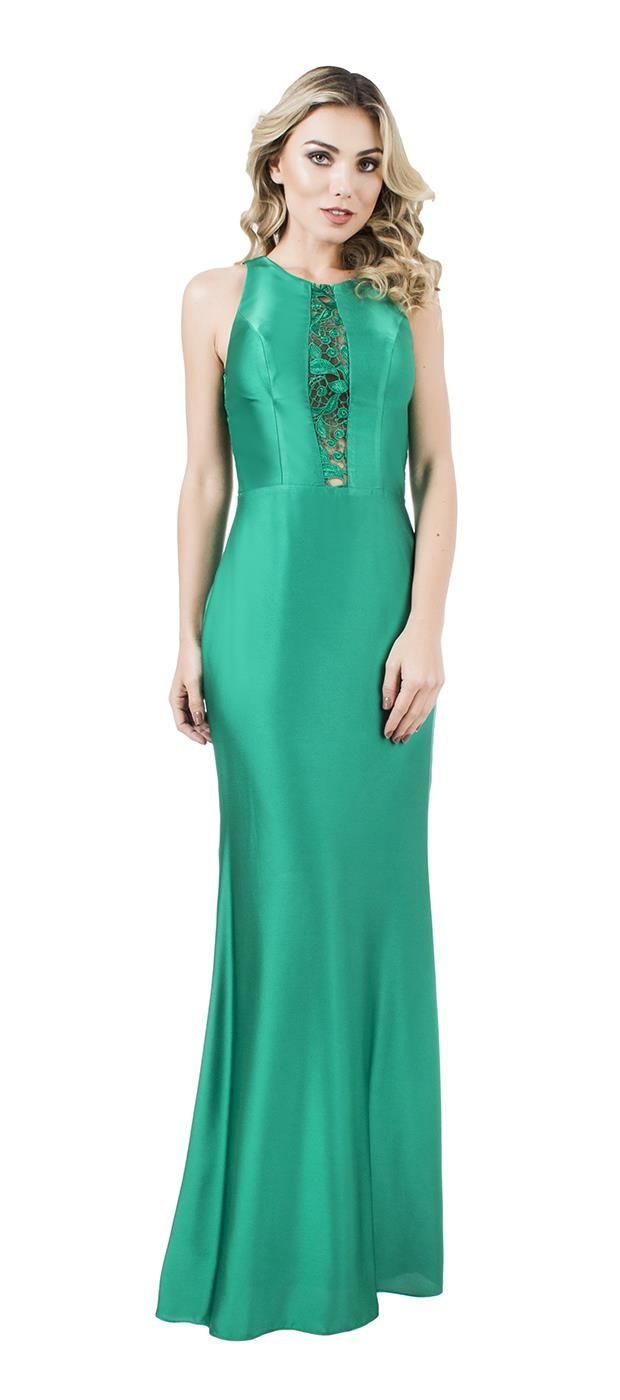 Vestido decote renda Emeline » MADRINHA